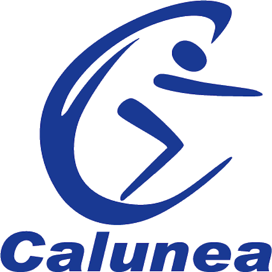 Serviette Coton BORDER TOWEL BLEU SPEEDO - plièe
