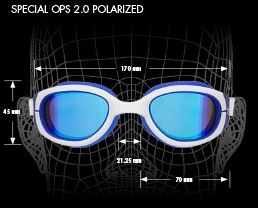 Special OPS 2.0 polarisées Tyr